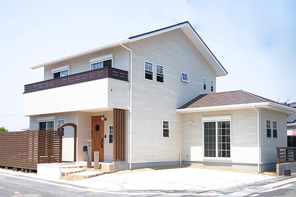 久留米市 デザイン住宅